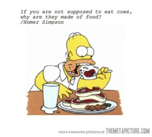 funny-Homer-eating-meat